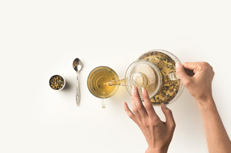 loose leaf tea health benefits Portland