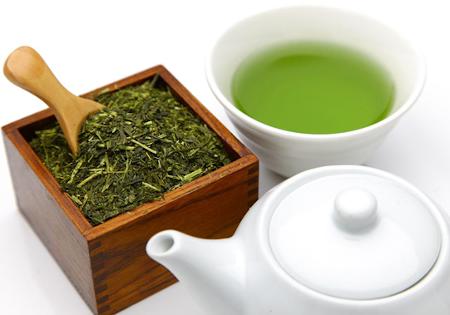organic green tea choice san francisco